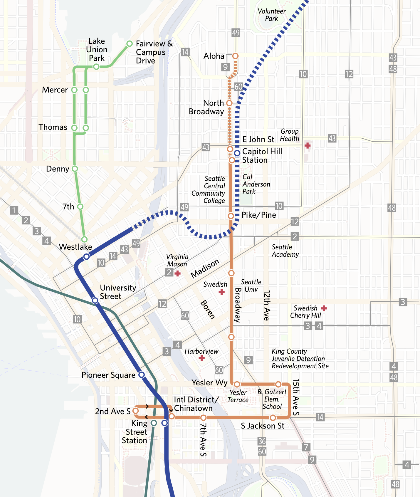 Washington Streetcar Systems By John Smatlak