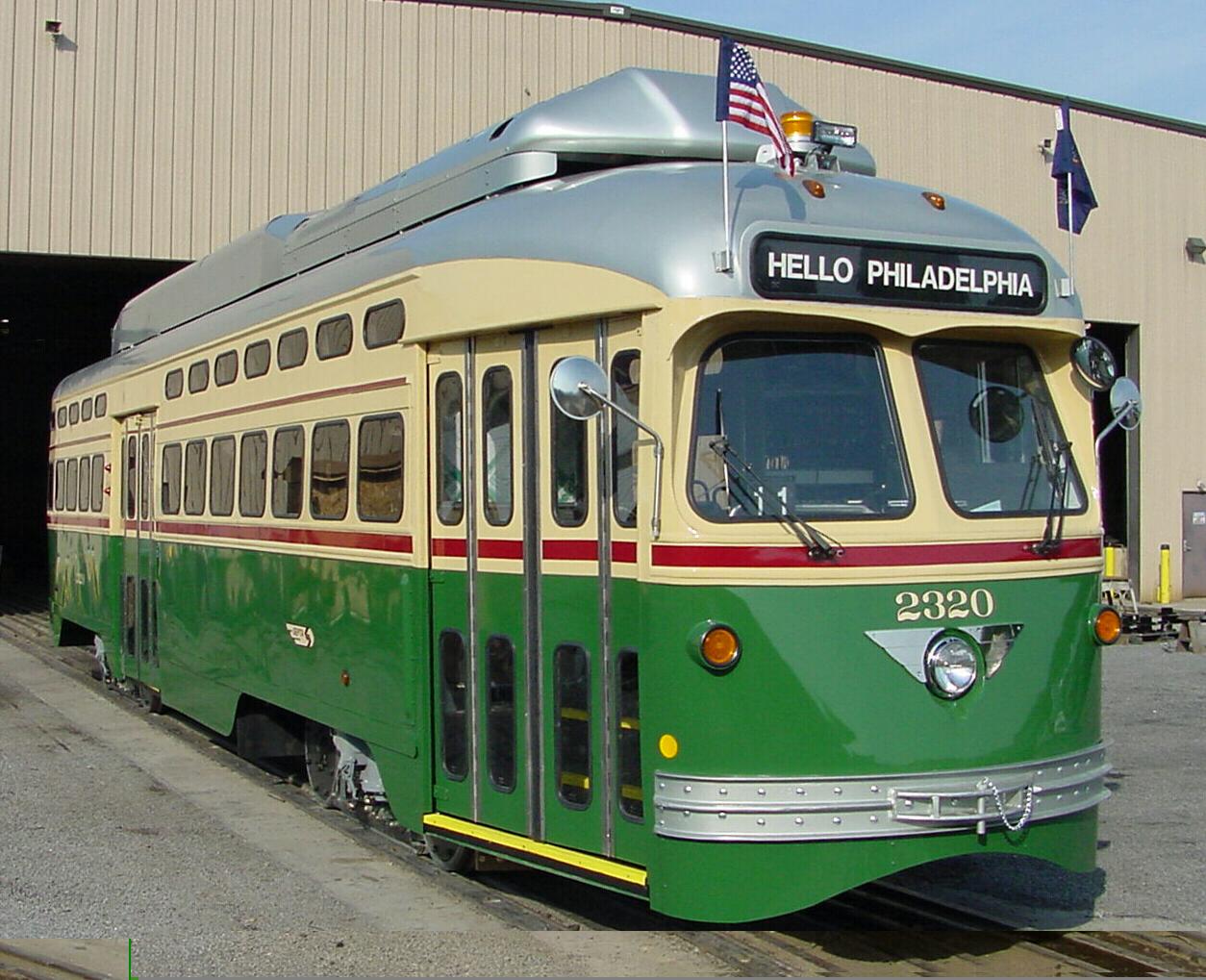 Pennsylvania Streetcar Systems By John Smatlak