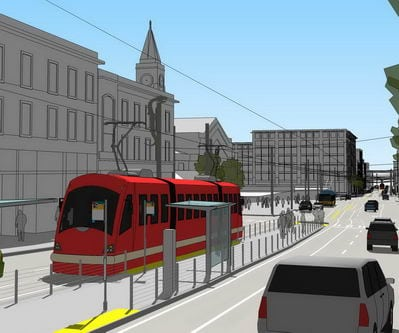 U.S. Streetcar Systems- Washington-Seattle First-Hill