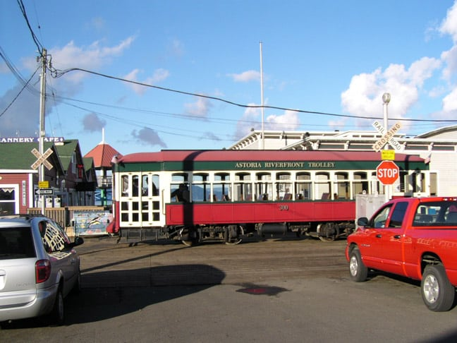 U.S. Streetcar Systems – Oregon – Astoria
