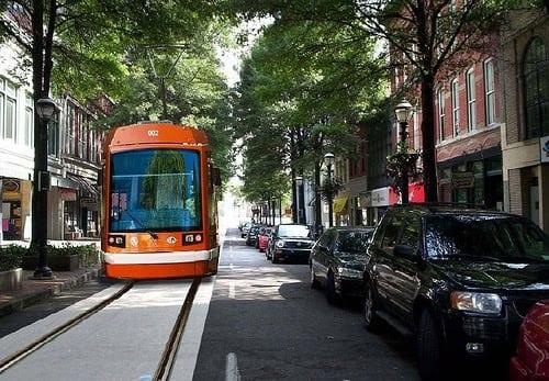 U.S. Streetcar Systems- Georgia –  Atlanta Streetcar