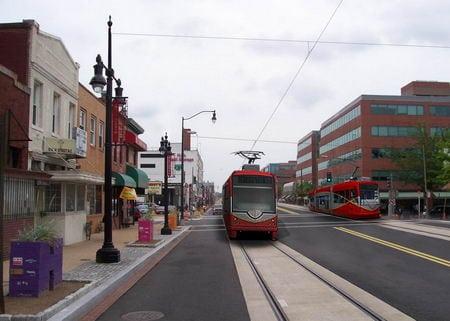 U.S. Streetcar Systems- DC