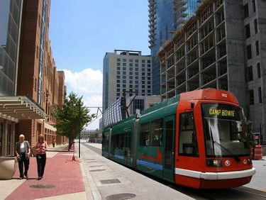 U.S. Streetcar Systems- Texas – Fort Worth