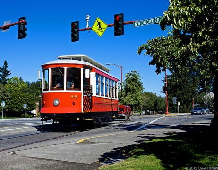 U.S. Streetcar Systems- Washington-Issaquah