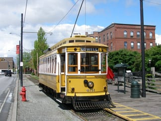 U.S. Streetcar Systems- Massachusetts – Lowell