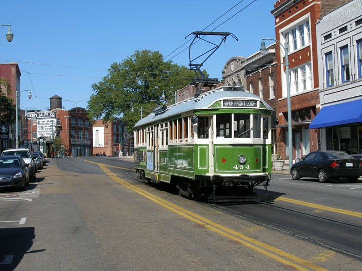 U.S. Streetcar Systems- Tennessee