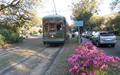 U.S. Streetcar Systems- Louisiana