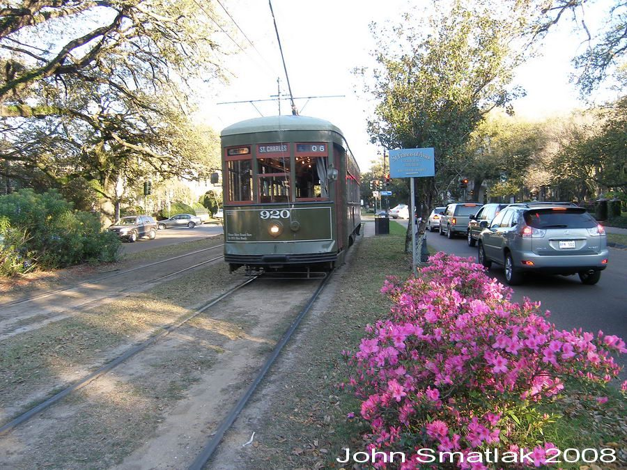 U.S. Streetcar Systems- Louisiana