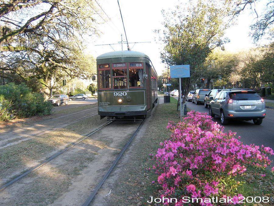 U.S. Streetcar Systems List