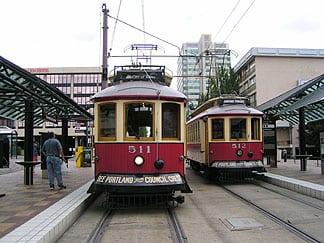 U.S. Streetcar Systems – Oregon – Portland Vintage Trolley