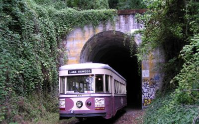 U.S. Streetcar Systems – Oregon – Lake Oswego
