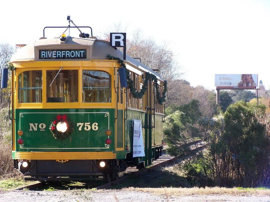 U S  Streetcar Systems- Georgia - Savannah