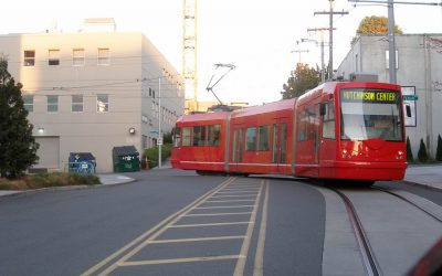 U.S. Streetcar Systems- Washington Seattle Lake Union