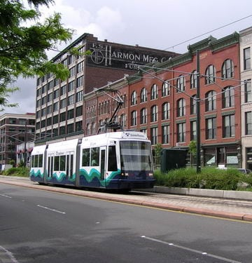 U.S. Streetcar Systems- Washington – Tacoma