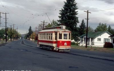 U.S. Streetcar Systems- Washington – Yakima