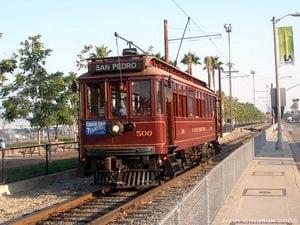 U.S. Streetcar Systems- California – San Pedro