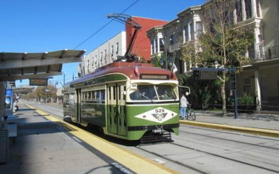 U.S. Streetcar Systems- California – San Diego