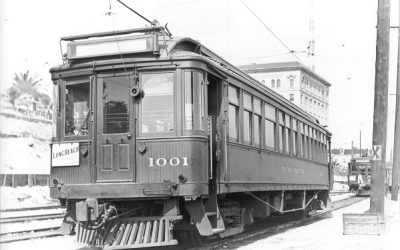 Pacific Electric in San Pedro / Wilmington