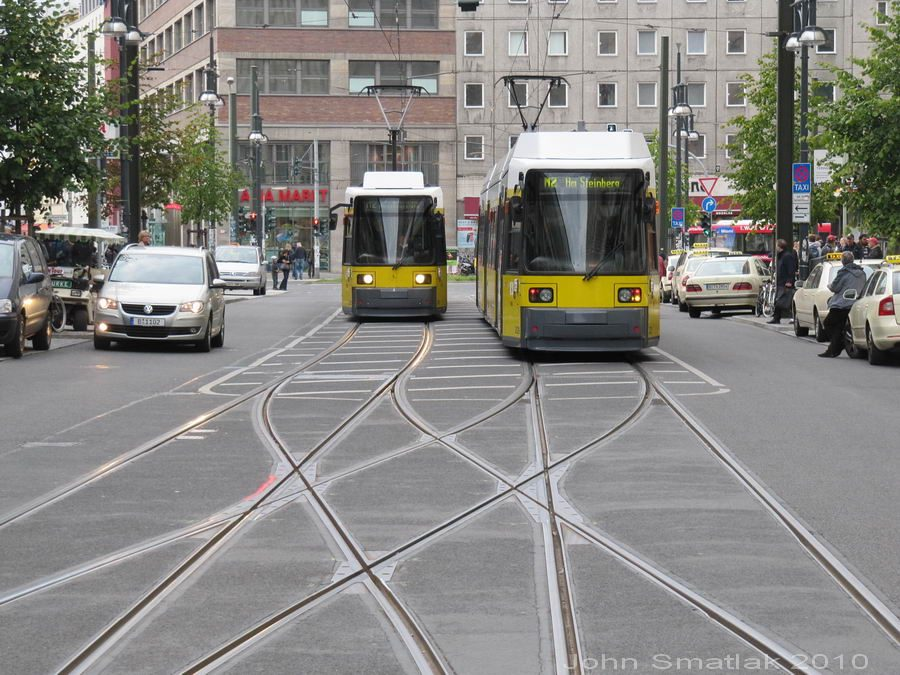 Report from Berlin – InnoTrans 2010 -Berlin Trams