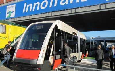 Report from Berlin – InnoTrans 2010