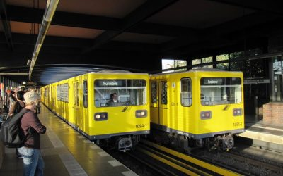 Report from Berlin – InnoTrans 2010 – U-Bahn