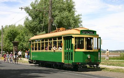Australian Trams in the USA